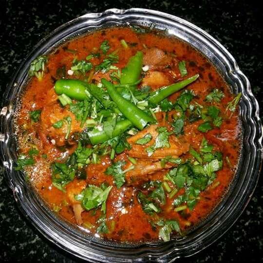 Photo of Chicken karahi by sharana shan at BetterButter