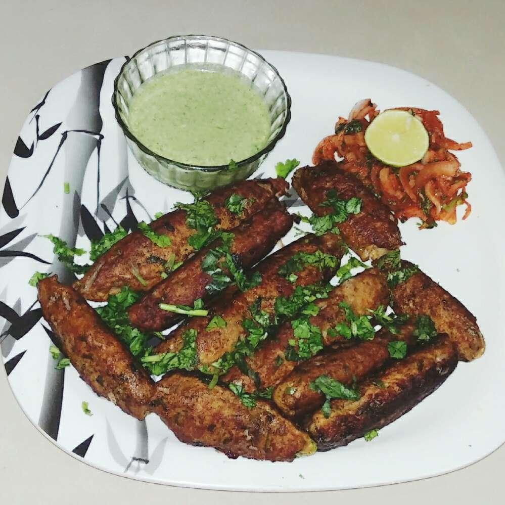 Photo of Chicken Sheekh Kebab by sharana shan at BetterButter