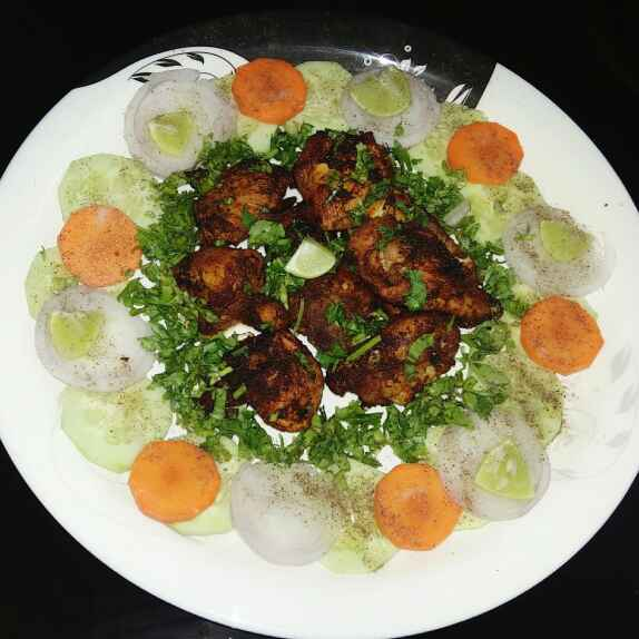 How to make Methi Chicken Fry