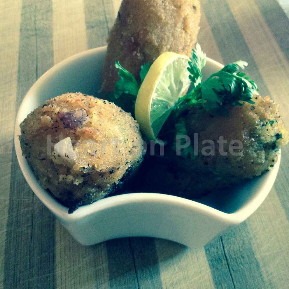 Photo of Sweet Potato Croquetts by Sharel Lasrado at BetterButter