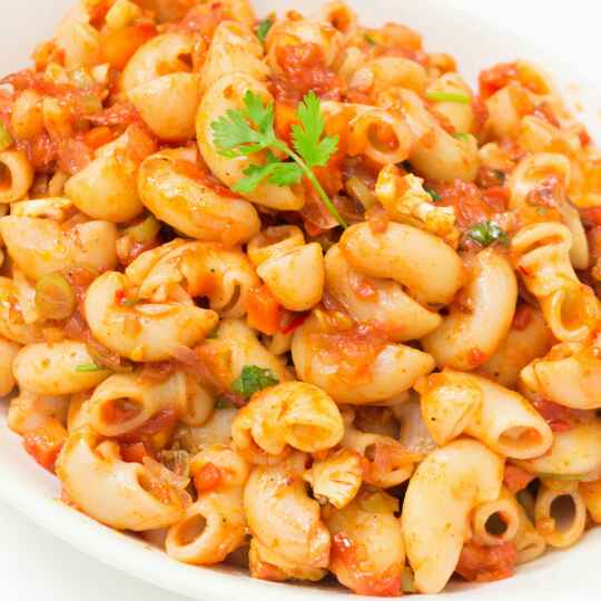 Photo of Vegetable macroni by Sharma Urvashi at BetterButter