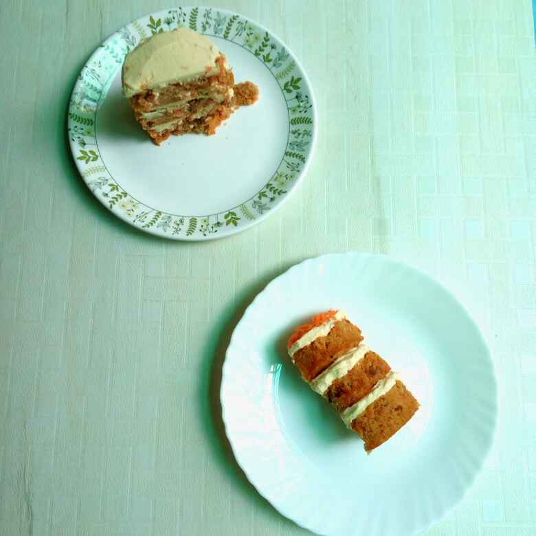 How to make Low Carb Carrot Cake