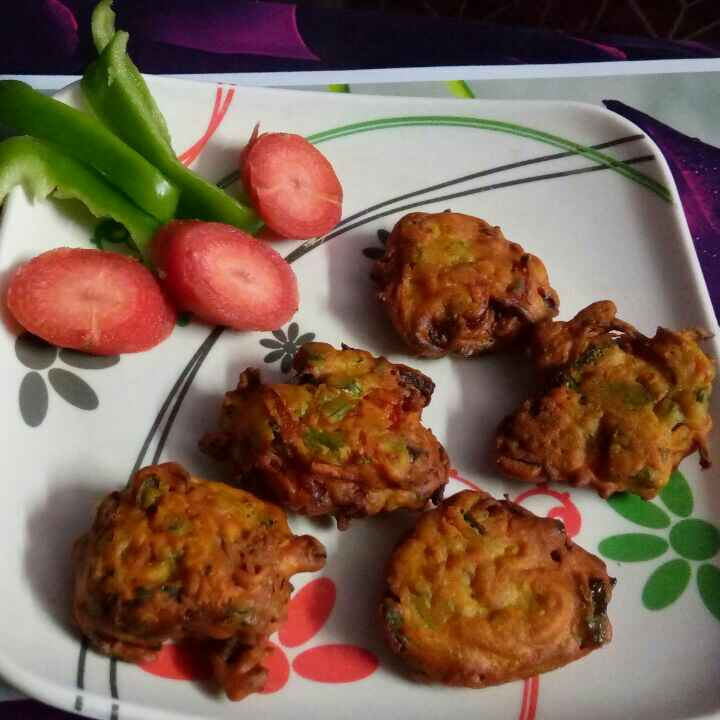 How to make Veg pakora