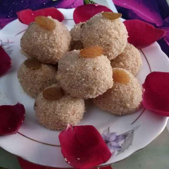 How to make সুজির লাড্ডু