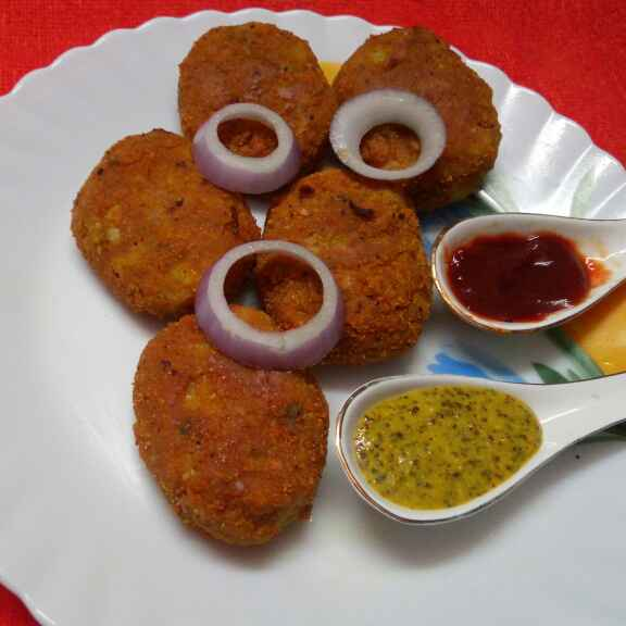 Photo of Echor cutlet by Sharmila Dalal at BetterButter