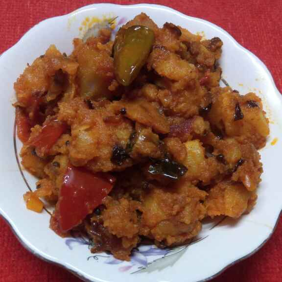 How to make Chotpot allor torkari