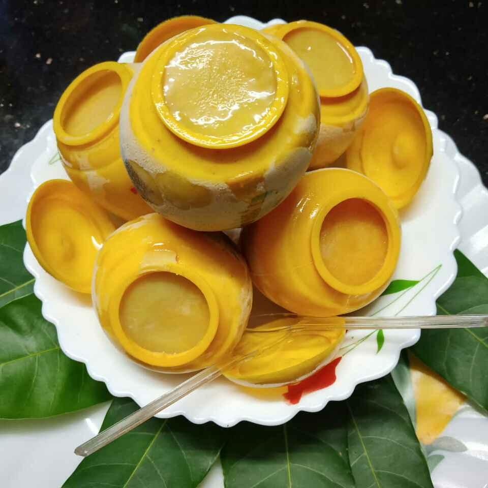 Photo of Mango kulfi by Sharmila Dalal at BetterButter