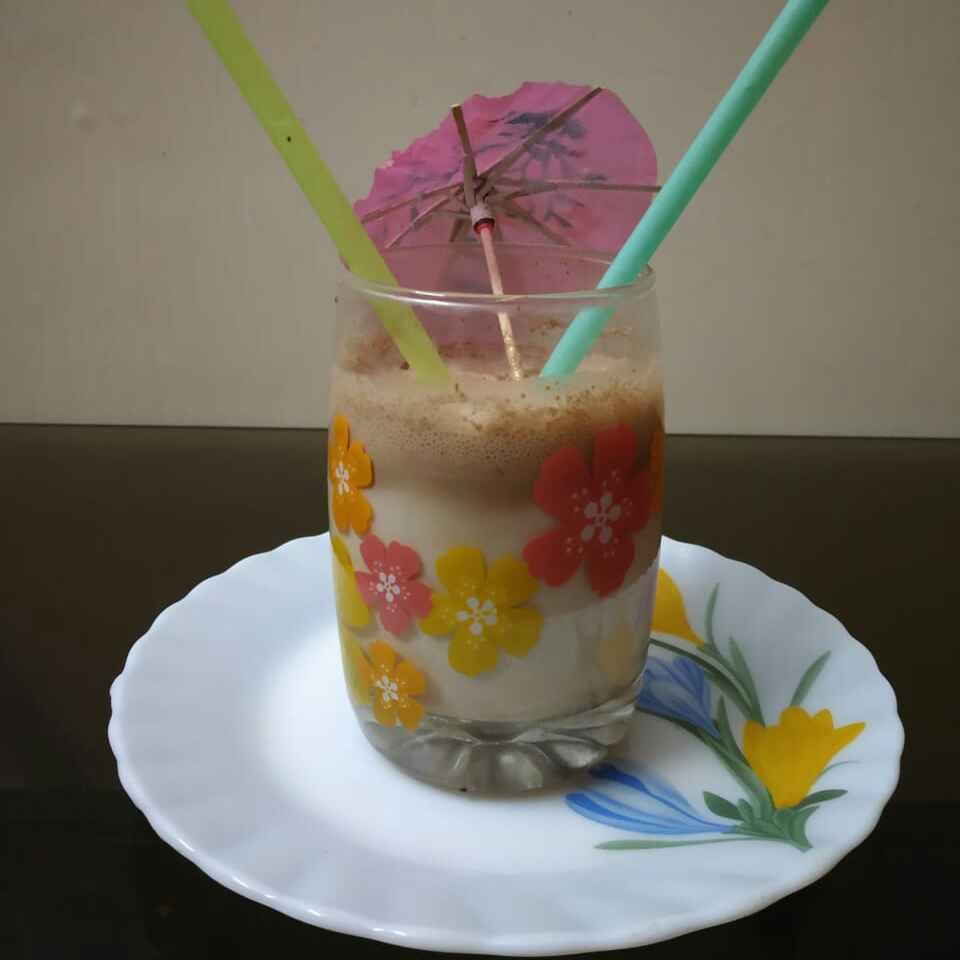Photo of Chocolate milk shake by Sharmila Dalal at BetterButter