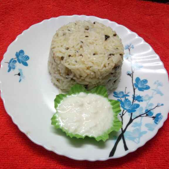 Photo of Curd rice by Sharmila Dalal at BetterButter