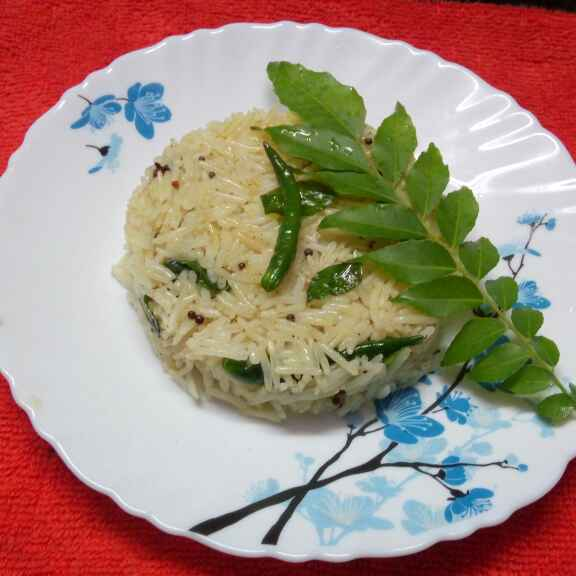 How to make Karipata rice