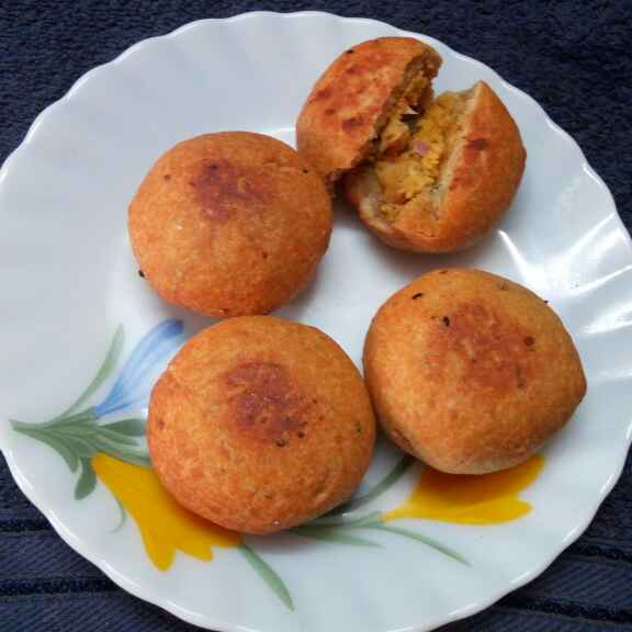 How to make লিট্টি