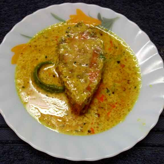 Photo of Sorse ilish by Sharmila Dalal at BetterButter