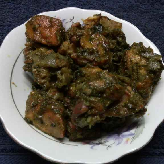 Photo of Dhania chicken by Sharmila Dalal at BetterButter