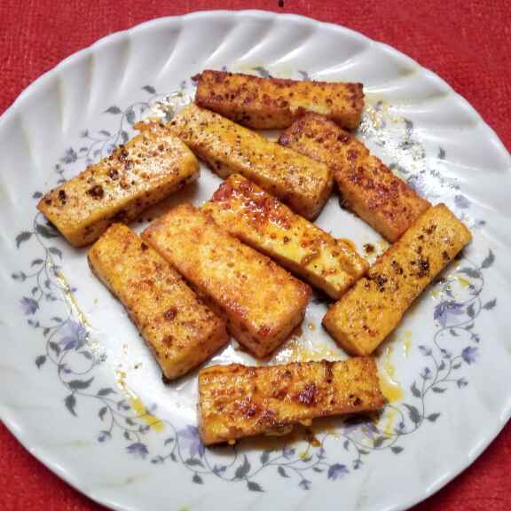 Photo of Paneer fry by Sharmila Dalal at BetterButter
