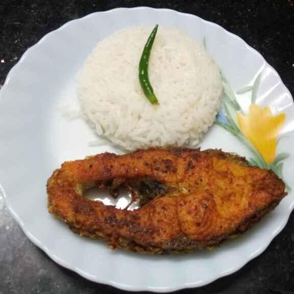 Photo of Katla masala fry by Sharmila Dalal at BetterButter