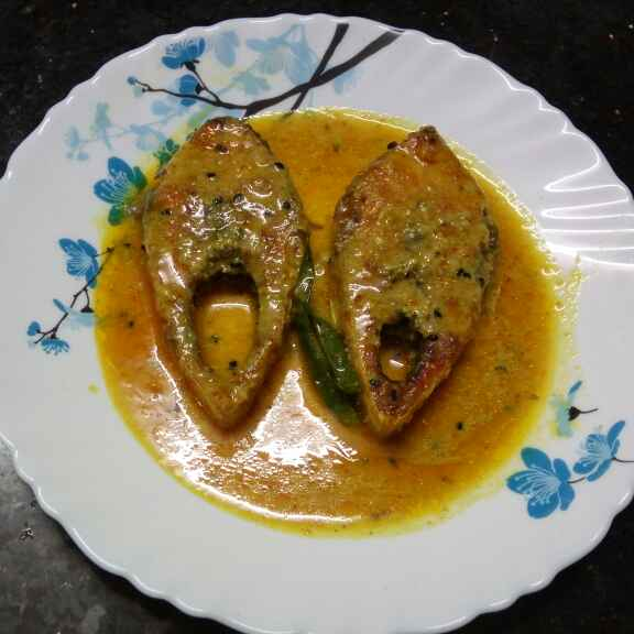 Photo of Dhakai ilish by Sharmila Dalal at BetterButter
