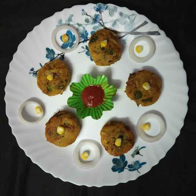 Photo of Corn kabab by Sharmila Dalal at BetterButter