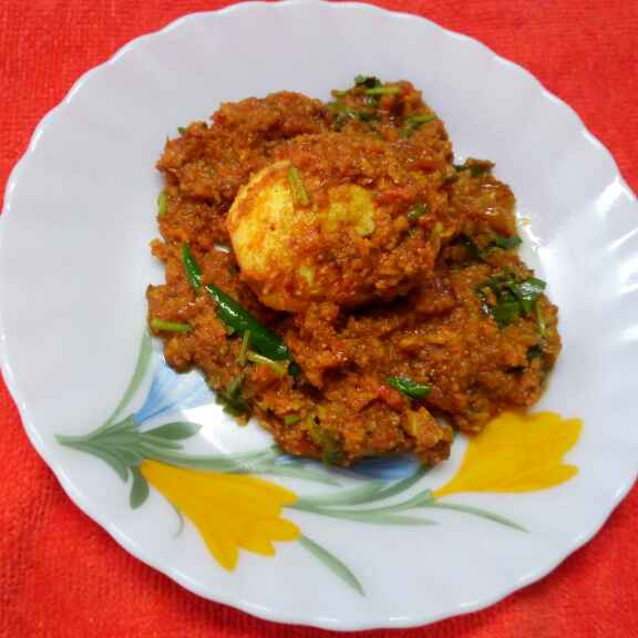 Photo of Chettinad egg curry by Sharmila Dalal at BetterButter