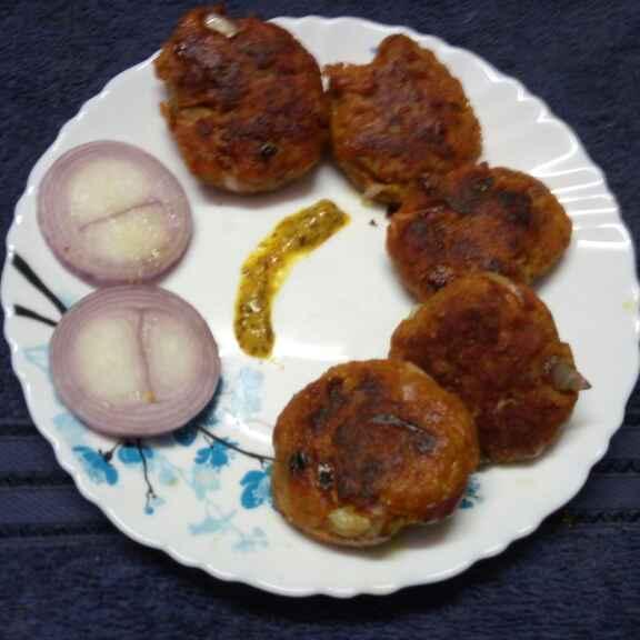 Photo of Mutton kima tikia by Sharmila Dalal at BetterButter