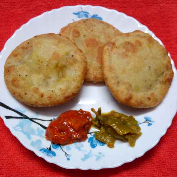 Photo of Onion kochuri by Sharmila Dalal at BetterButter