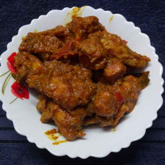 Photo of Chotpota chicken by Sharmila Dalal at BetterButter