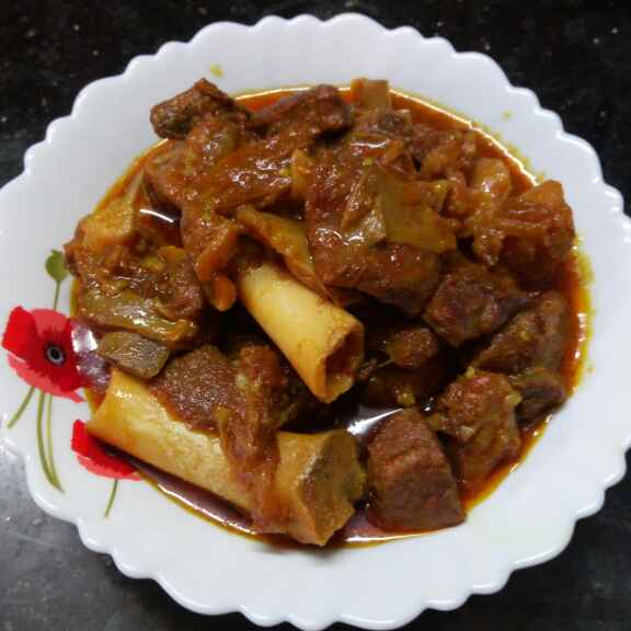 Photo of Morich mutton by Sharmila Dalal at BetterButter