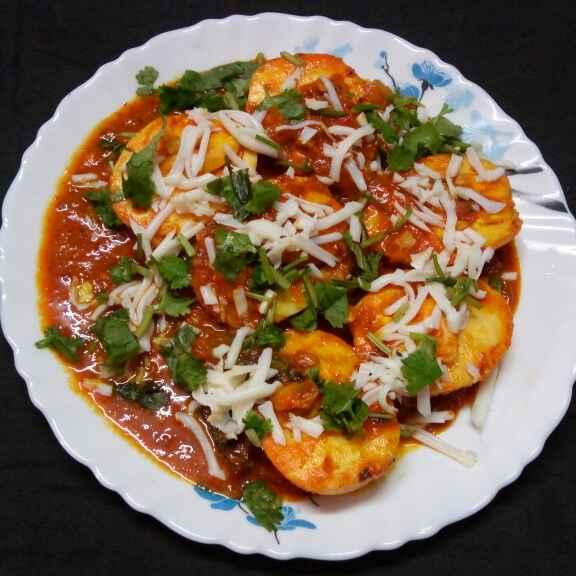 Photo of Egg lajawaab by Sharmila Dalal at BetterButter