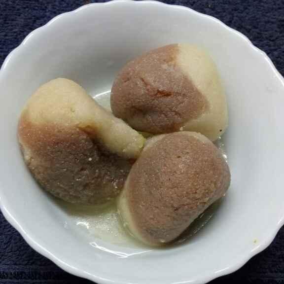 How to make টু ইন ওয়ান রসগোল্লা