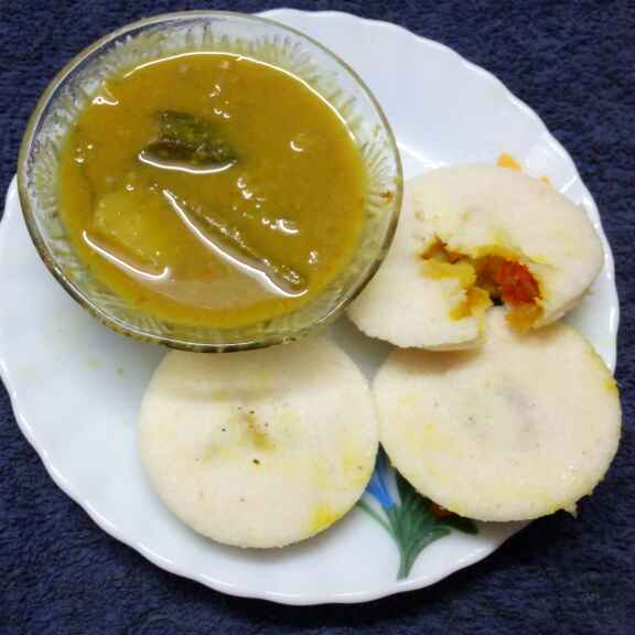 Photo of Alur pur vora idli by Sharmila Dalal at BetterButter