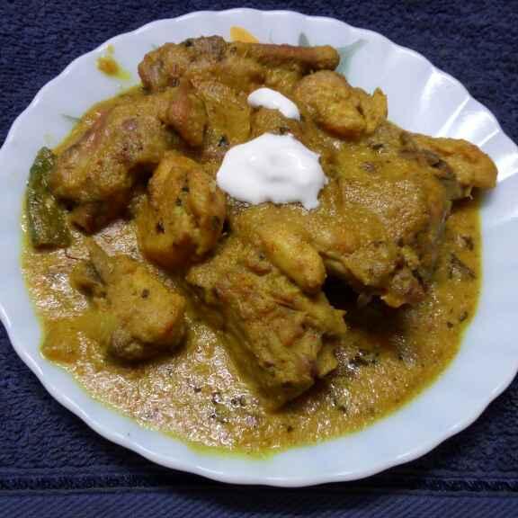 Photo of Methi malai chicken by Sharmila Dalal at BetterButter