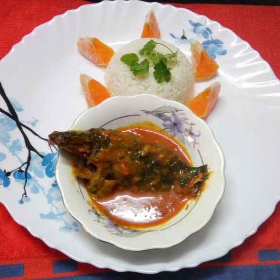 Photo of Koi komola by Sharmila Dalal at BetterButter