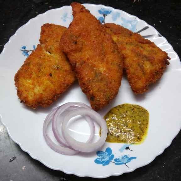 Photo of Basa macher fish fry by Sharmila Dalal at BetterButter