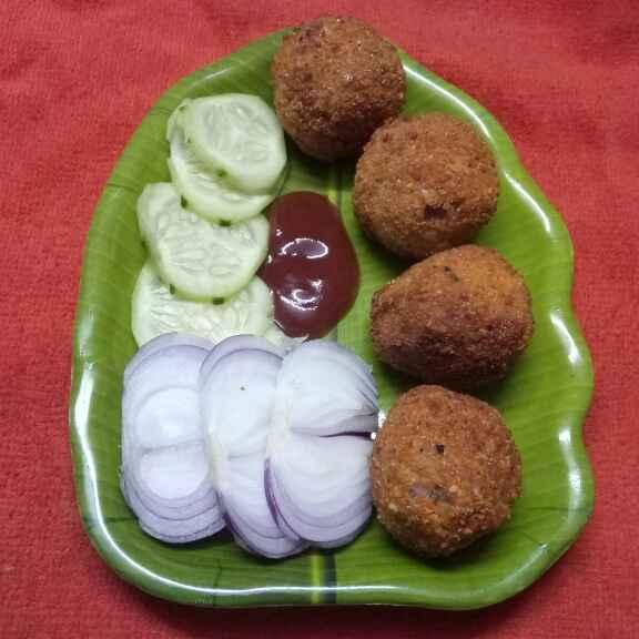 Photo of Chicken kima balls by Sharmila Dalal at BetterButter