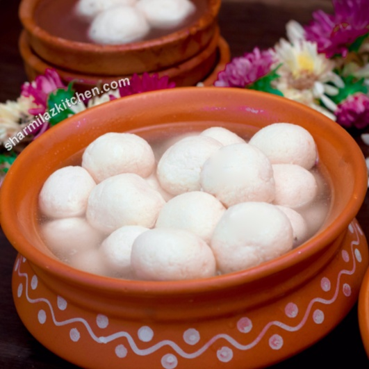 How to make Bengali Rasgulla/ Rosogolla