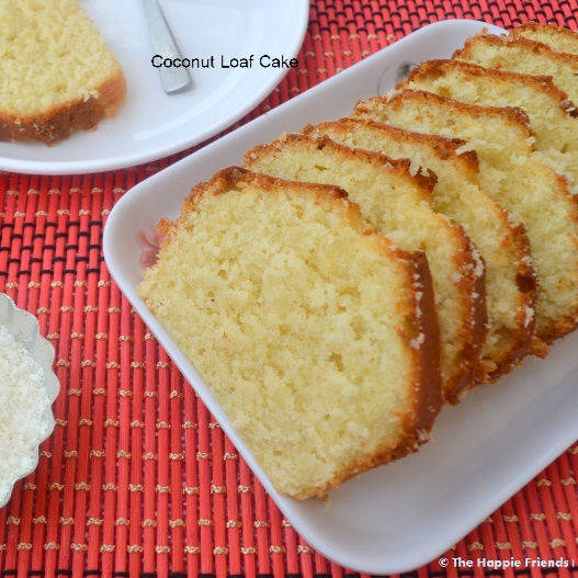 How to make Coconut Loaf Cake