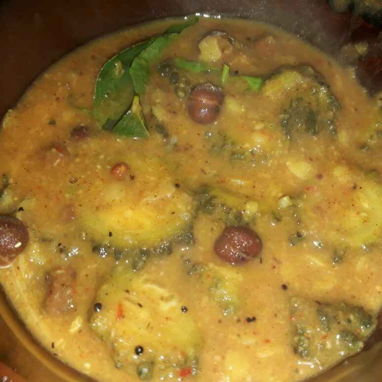 Photo of Bittergourd pitlai by Sharmiley Ravi at BetterButter