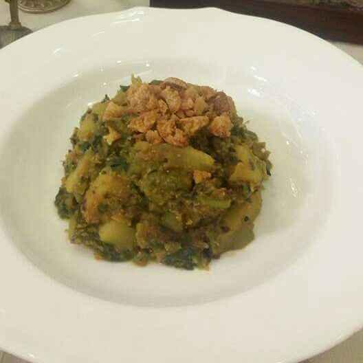 Photo of Palong Shaaker Chorchori/Mixed Vegetable Bengali Style by Sharmistha Cheema at BetterButter