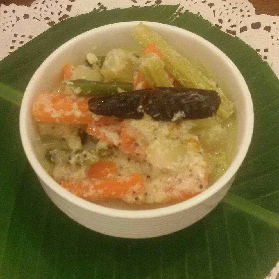 Photo of Kerala Style Vegetable Avial by Sharmistha Cheema at BetterButter