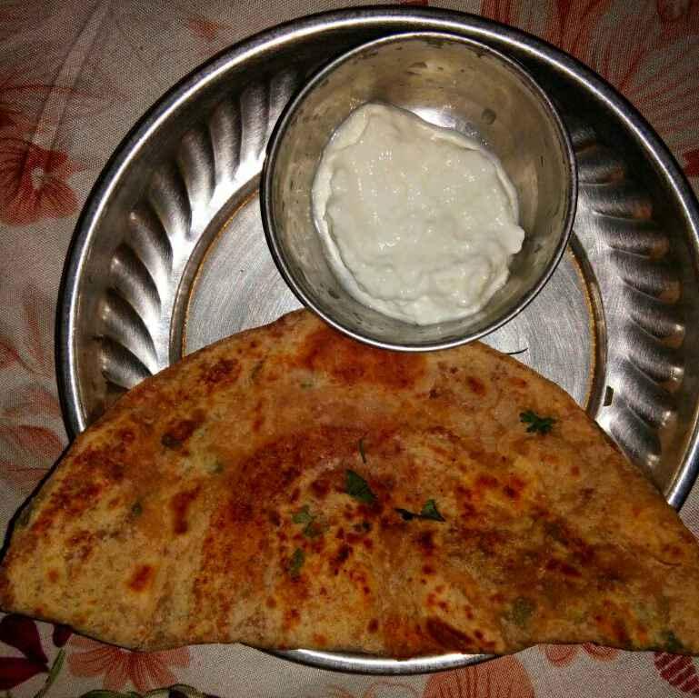 Photo of Msala pratha by Sharwari Vyavhare at BetterButter