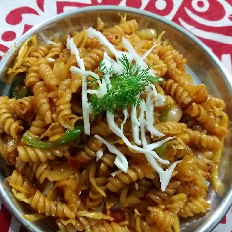 Photo of Pasta by Sharwari Vyavhare at BetterButter