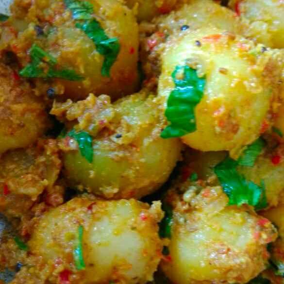 How to make आलु सब्जी