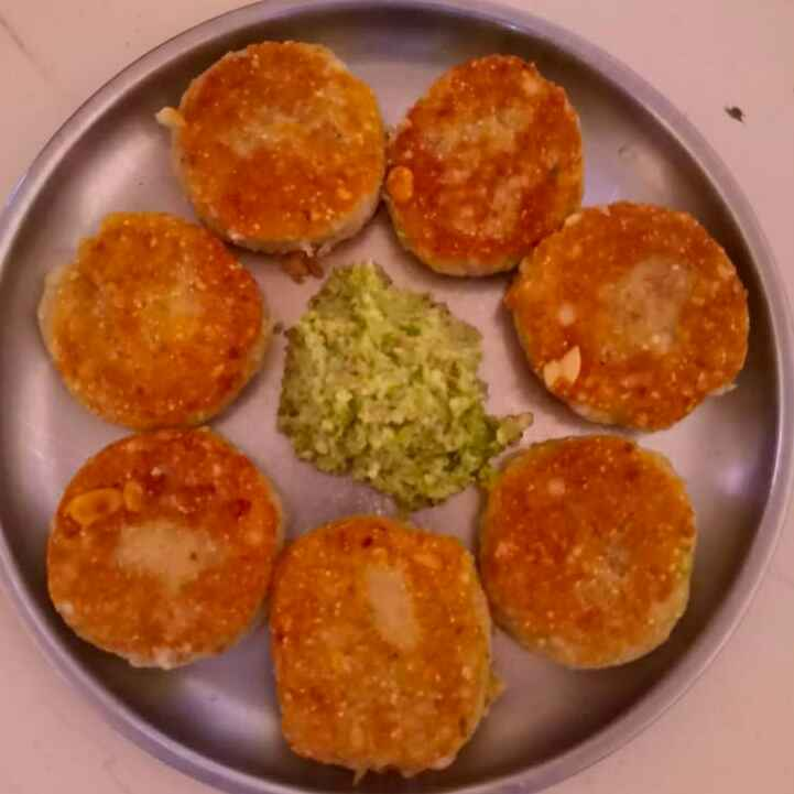 Photo of Upwas tikki by Sharwari Vyavhare at BetterButter