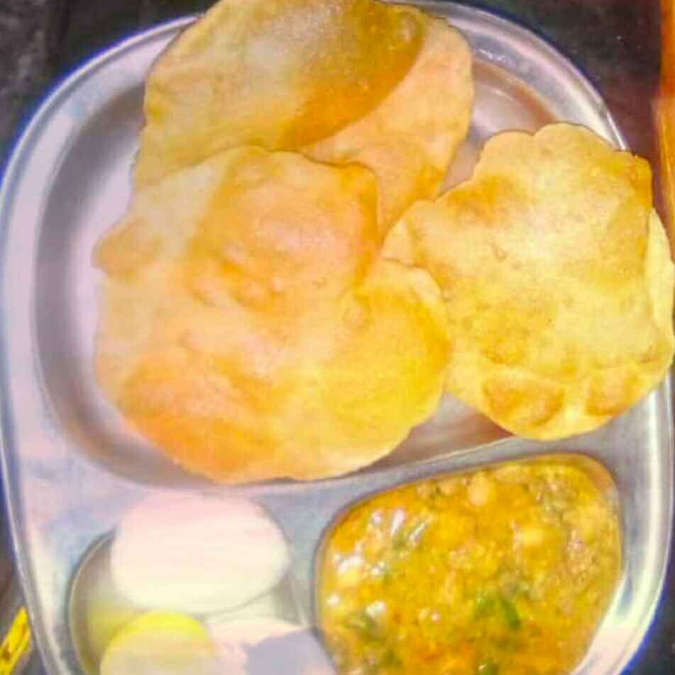 How to make पुरी