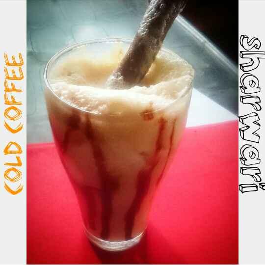 How to make कोल्ड कॉफी विथ आस्क्रीम
