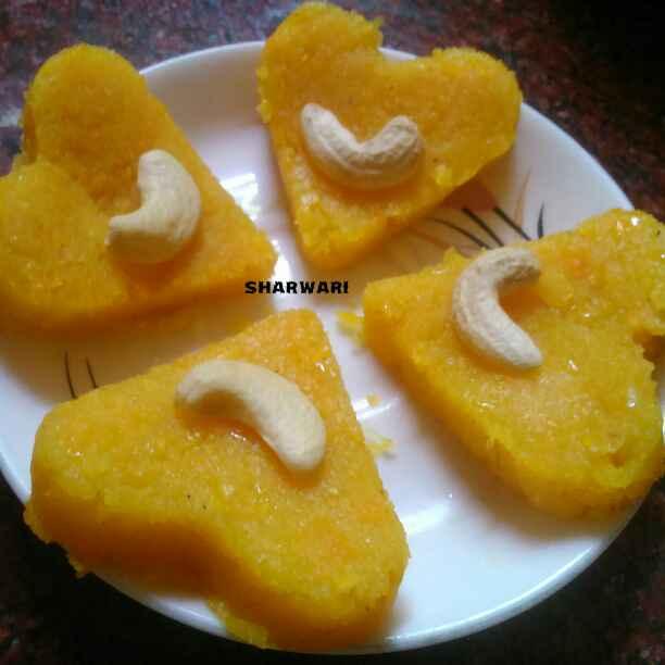 Photo of Corn Barfi by sharwari vyavhare at BetterButter