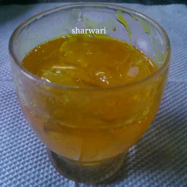 How to make साखर आंबा