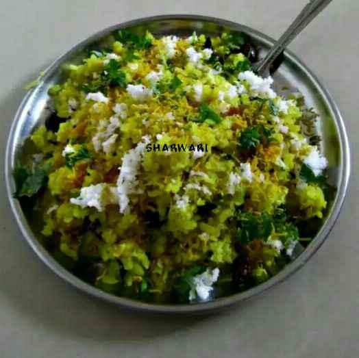 Photo of Kanda poha by sharwari vyavhare at BetterButter