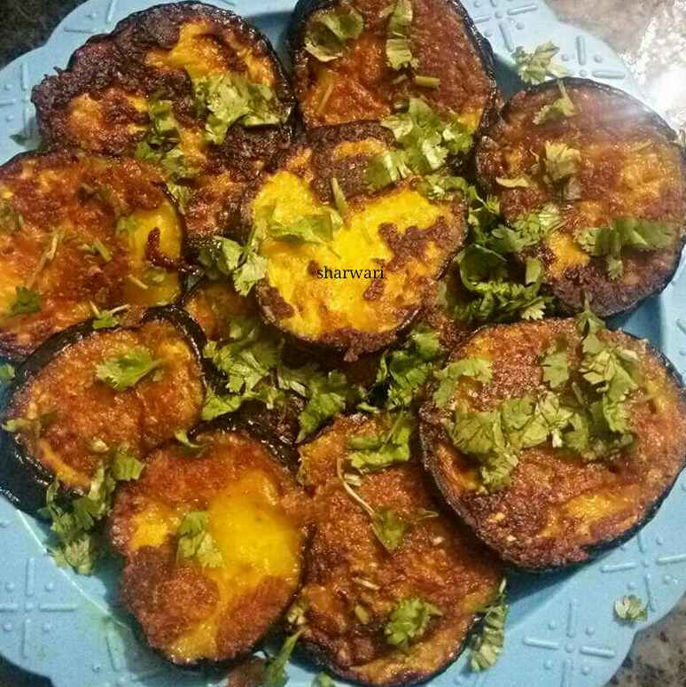 Photo of Chatpat  eggplant by sharwari vyavhare at BetterButter