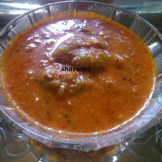 Photo of Stuff Capsicum by sharwari vyavhare at BetterButter
