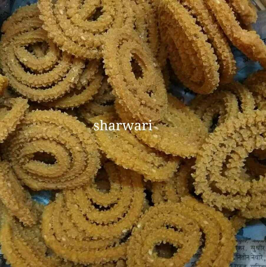 Photo of Wheat flour Chakli by sharwari vyavhare at BetterButter